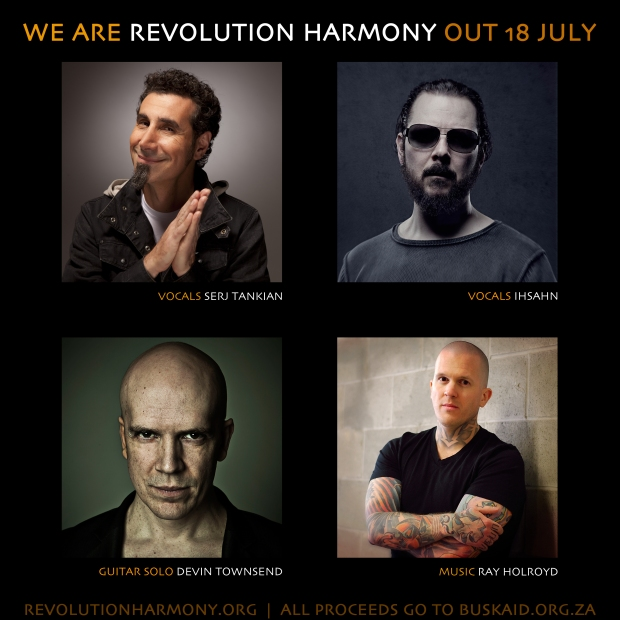 Revolution Harmony - We Are (PR)
